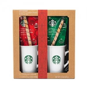ihocon: Starbucks Cozy Cocoa Gift Set星巴客禮盒