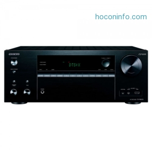 ihocon: Onkyo TX-NR676 7.2-Channel Network A/V Receiver w/ Spotify, Airplay & Chromecast
