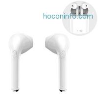 ihocon: Bluetooth Headphones with Charging Case 藍芽無線耳機-含充電盒