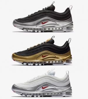ihocon: Nike Air Max 97 QSNike Air Max 男鞋-3色可選