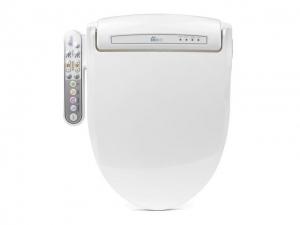 ihocon: Bio Bidet Prestige BB-800 Electric Bidet Seat for Elongated Toilet in White 免治沖水馬桶座