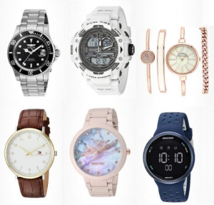 [Amazon 今日特賣] Bulova, Citizen, Fossil Anne Klein, Lacoste…男錶及女錶 up to 60% off