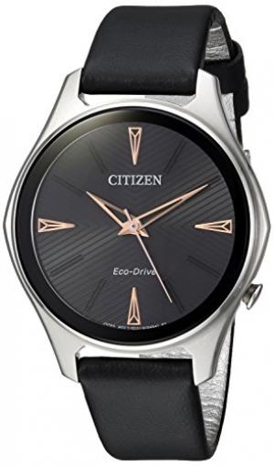 ihocon: Citizen Women's 'Eco-Drive'  Watch(Model: EM0591-01E) 光動能女錶