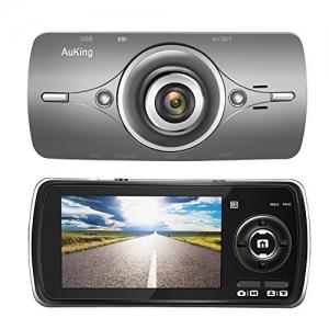 ihocon: AuKing 2.7 LCD Full HD 1080P iDash Cam行車記錄器