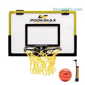 ihocon: PodiuMax CLEARANCE Mini Basketball Hoop Set