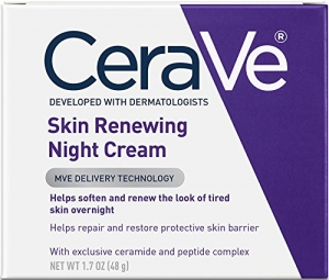 ihocon: CeraVe Night Cream for Face | 1.7 Ounce 晚霜