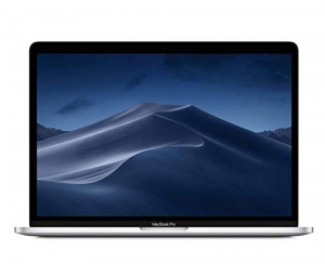 ihocon: [最新型] Apple MacBook Pro (13 Retina, Touch Bar, 2.3GHz Quad-Core Intel Core i5, 8GB RAM, 256GB SSD) - Silver (Latest Model)