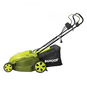 ihocon: Sun Joe MJ402E Mow Joe 16-Inch 12-Amp Electric Lawn Mower + Mulcher電動除草機