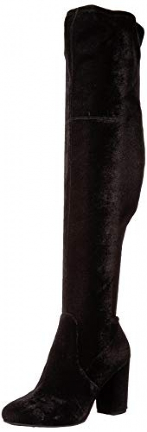 ihocon: Kenneth Cole New York Women's Abigail Over The Knee Heeled Boot 女子士過膝靴