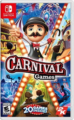ihocon: Carnival Games - Nintendo Switch