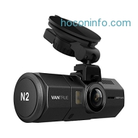 ihocon: Vantrue N2 1080p Front and Rear Dual Lens Dashboard Camera行車記錄器