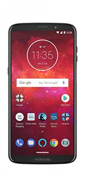 ihocon: Motorola Moto Z3 Play 6 64GB 4G LTE Unlocked Android Smartphone