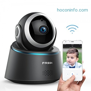 ihocon: FREDI Wireless Baby Monitor With Two-Way Talking,Infrared Night Vision, Motion Detection 雙向通話嬰兒監視器