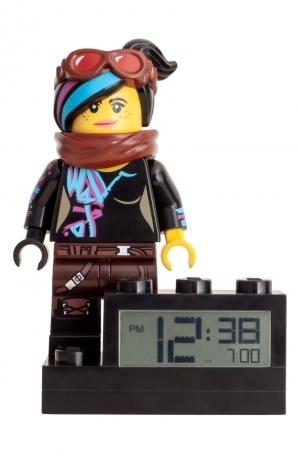 ihocon: The LEGO Movie 2 Wyldstyle Minifigure Alarm Clock 樂高鬧鐘