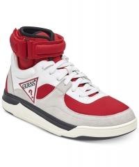 ihocon: GUESS Men's Woody High-Top Sneakers