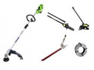 [只有一天] Amazon: Greenworks庭園工具特賣