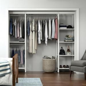 [今日特賣] Home Depot: 車庫及衣櫥收納用品 一日特價