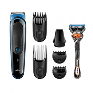 ihocon: Braun Multi Grooming Kit MGK3045 7合1 剃鬚/理髮/修容組