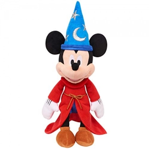 ihocon: Mickey Mouse 90th Anniversary The Sorcerer's Apprentice 14 Musical Plush -Exclusive 米老鼠90週年魔法師的學徒