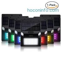 ihocon: Aglaia Motion Sensor LED Solar Lights太陽能動作感應庭園燈