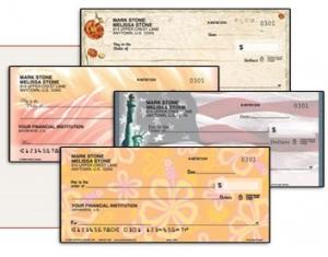 [不用和銀行訂貴貴的支票本] 2盒支票 才$4.95