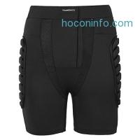 ihocon: [划雪不怕摔] TOMSHOO Padded Shorts 3D EVA Padded Pants