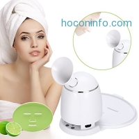 ihocon: 2in1 Ionic Facial Steamer And Fruit Mask Machine