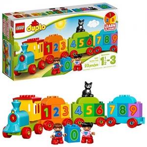ihocon: LEGO樂高DUPLO My First Number Train 10847 Preschool Toy
