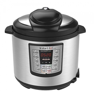 ihocon: Instant Pot LUX60V3 V3 6 Qt 6-in-1 Multi-Use Programmable Pressure Cooker 6合1一電子高壓鍋