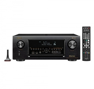 ihocon: Denon AVRX4400H 9.2 Channel Full 4K Ultra HD Network AV Receiver with HEOS black, Works with Alexa