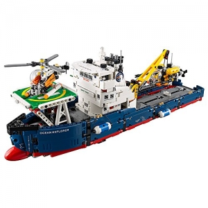 ihocon: LEGO Technic Ocean Explorer 42064 Building Kit (1327 Piece)