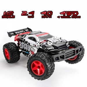 ihocon: Koowheel 1:12 4WD Remote-Controlled Off-Road Car (Red) 遙控越野車