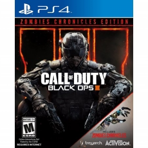 ihocon: Call of Duty: Black Ops 3 Zombie Chronicles Edition - PlayStation 4 遊戲