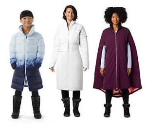 Coloumbia: 男士, 女士, 兒童 Frozen 2 外套 5折大減價!