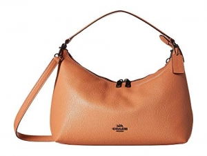 ihocon: COACH Pebbled Leather East/West Celeste Convertible Hobo包包