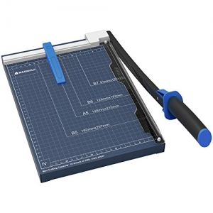 ihocon: Marigold Paper Guillotine 12 Metal Base Plate Paper Trimmer Cutter (GL410) 裁紙器