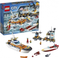 ihocon: LEGO City Coast Guard Head Quarters 60167