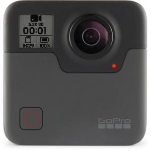 ihocon: GoPro Fusion 5.2K Ultra HD Camera (Black)運動相機