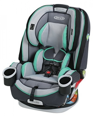 ihocon: Graco 4ever 4-in-1 Convertible Car Seat, Basin  汽車座椅
