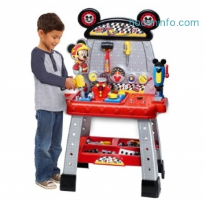 ihocon: Disney Junior Mickey and the Roadster Racers Pit Crew Workbench - Walmart.com