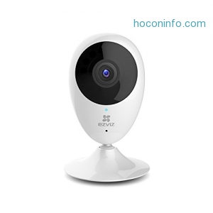 ihocon: EZVIZ Mini O 720p HD Wi-Fi Home Video Monitoring Security Camera, Works with Alexa