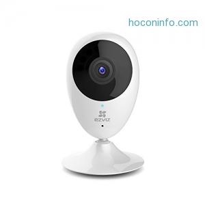 ihocon: EZVIZ Mini O 720p HD Wi-Fi Home Video Monitoring Security Camera, Works with Alexa