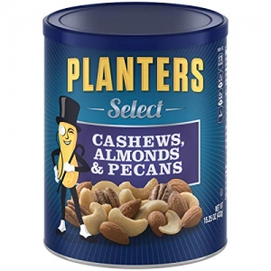 ihocon: Planters Mixed Nuts, Select Mixed Nuts, 15.25 Ounce 綜合堅果