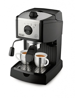ihocon: De'Longhi EC155 15 BAR Pump Espresso and Cappuccino Maker 義式濃縮咖啡及卡布奇諾咖啡機