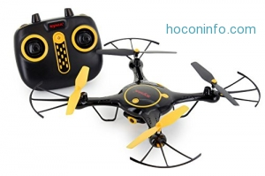 ihocon: Tenergy Syma X5UW Wifi FPV RC Camera Drone, HD 720P Camera with Smart Phone App, Headless Quadcopter Drone for Beginners, 2 Batteries Included空拍機