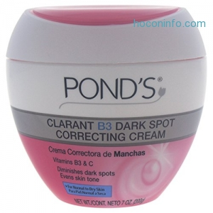 ihocon: Pond's Correcting Cream, Clarant B3 Dark Spot Normal to Dry Skin 7 oz, Pack of 2旁氏淡斑修護面霜