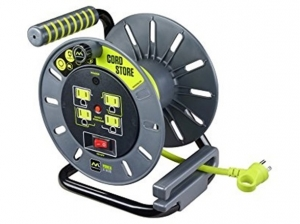 ihocon: MasterPlug Heavy Duty Extension Cord Reel 延長線捲軸