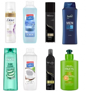 Target:美髮, 護髮用品任買4件送$5 Gift Card, 例如Suave洗髮精30 oz 4瓶才$7.76, 再送$5 Gift Card, 等於才$2.76就買到4瓶