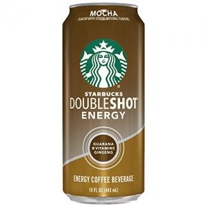 ihocon: Starbucks Doubleshot Energy Coffee, Mocha, 15 Ounce Cans (12 Count)