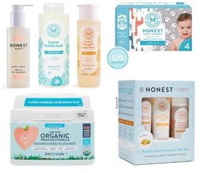 讚! Amazon: Honest Company兒童及女士商品 一日特賣!
